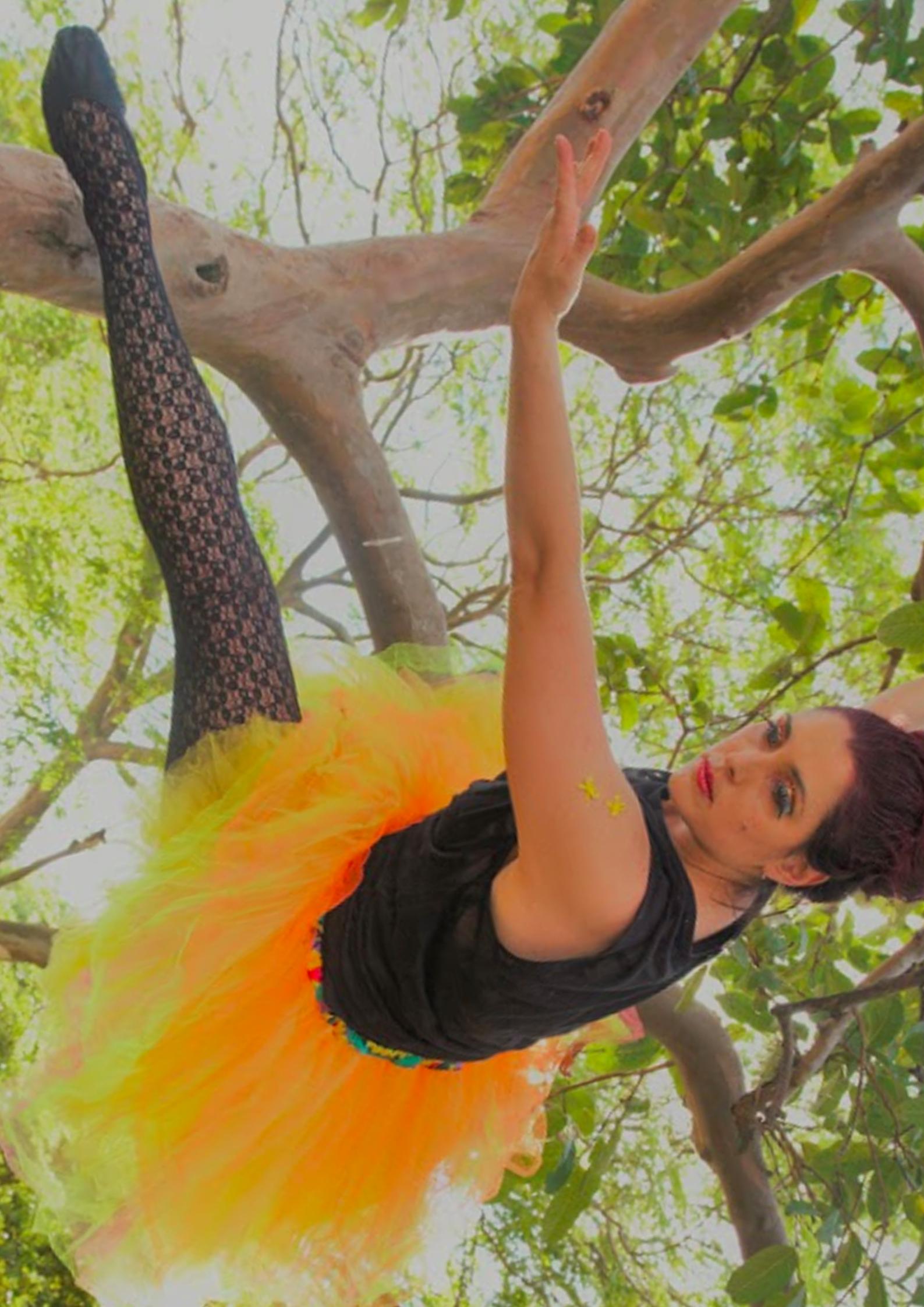 Aerial Yogadance